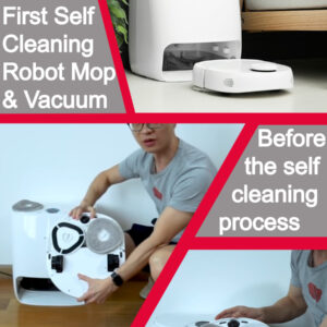 narwal self cleaning robot vacuum