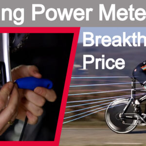 Cycling Power Meter at a Breakthrough Price