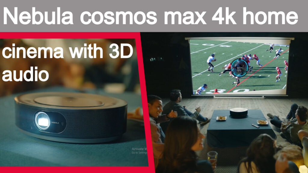 nebula cosmos 4k home cinema