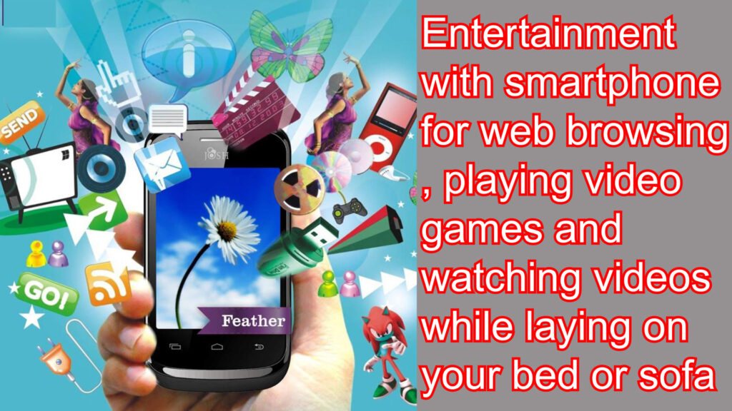 entertainment-activities-on-smartphone