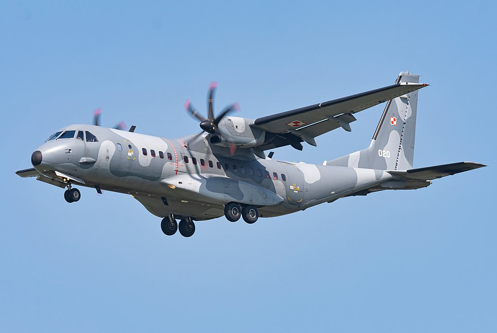 EAD military transport aircraft