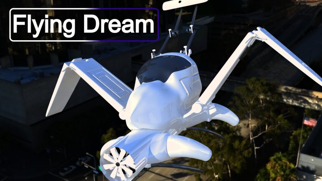 6 coolest Flying cars you can actually pre order and purchase online The Flying Dream