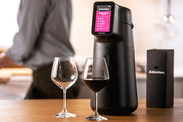 albicchiere smart wine dispenser 1 pic1
