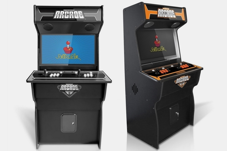 rec room masters xtension gameplay edition arcade cabinet-1 pic1