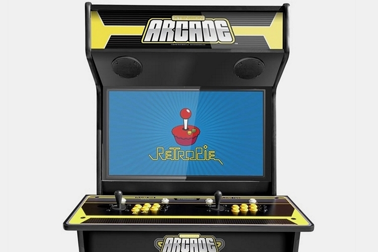 rec room masters xtension gameplay edition arcade cabinet-1 pic2