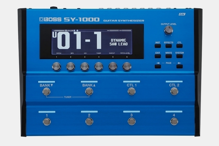 boss sy 1000-guitar synth-1 pic3