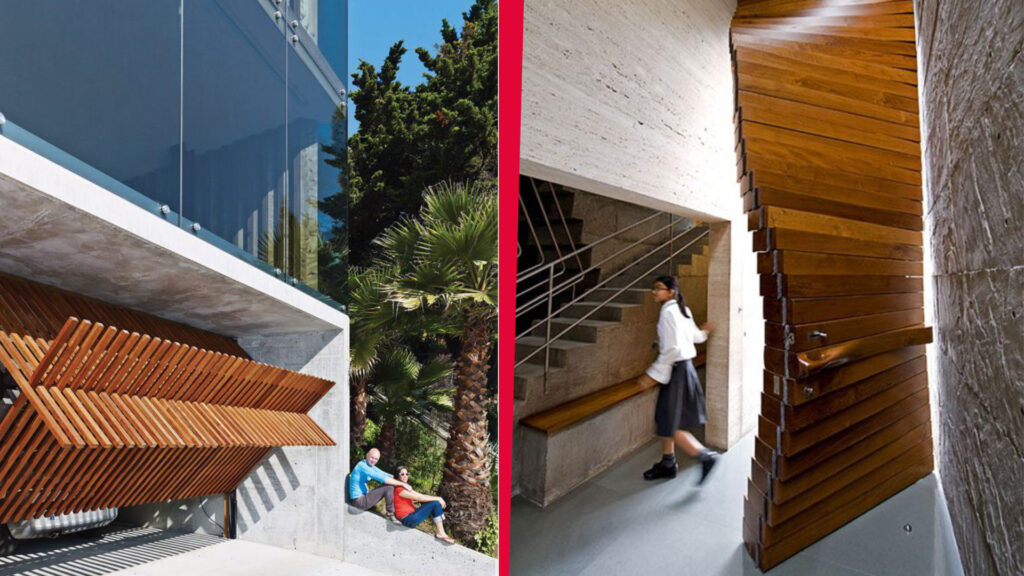 Coolest ingenious gates and doors designs for modern homes