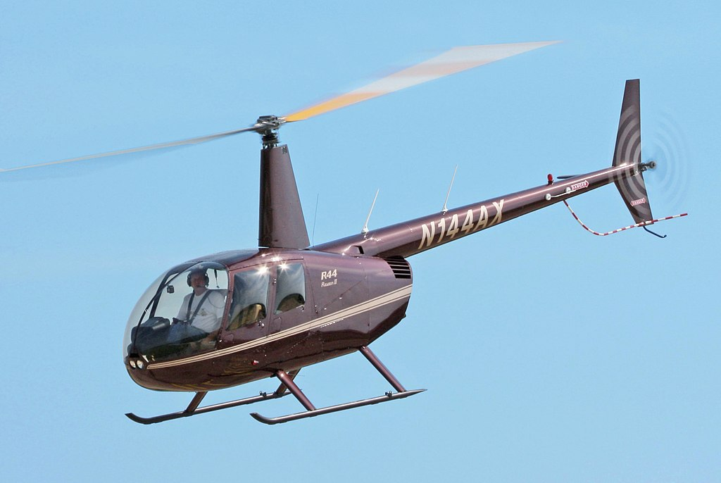 Robinson_R44_II_ helicopter at 506k