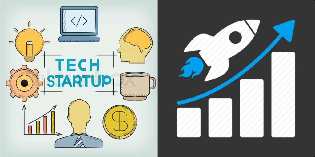 funding and launching of software tech startup