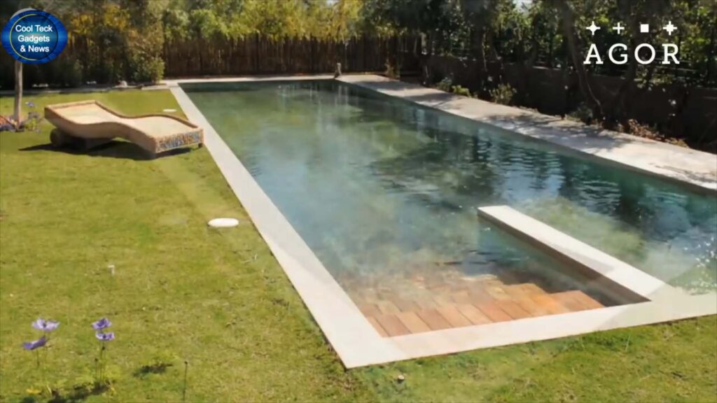 Agor movable swimming pool floors